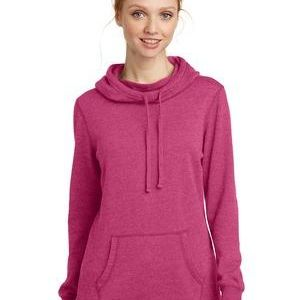 Ladies Lightweight Fleece Hoodie Thumbnail