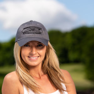 MTI Racing Team - Six Panel Unstructured Twill Cap Thumbnail