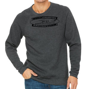 MTI Racing Team - Unisex Sponge Fleece Crewneck Sweatshirt Thumbnail