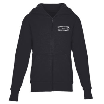 MTI Racing Team - Youth Zip Hoody Thumbnail