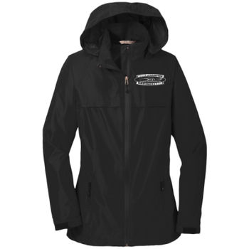 MTI Champion Logo - Ladies Torrent Waterproof Jacket Thumbnail