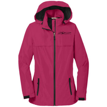 MTIV Logo - Ladies Torrent Waterproof Jacket Thumbnail