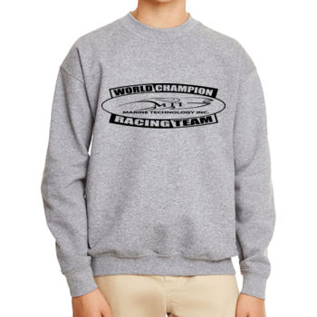 MTI Racing Champion Logo - Youth Heavy Blend™ 8 oz., 50/50 Fleece Crew Thumbnail