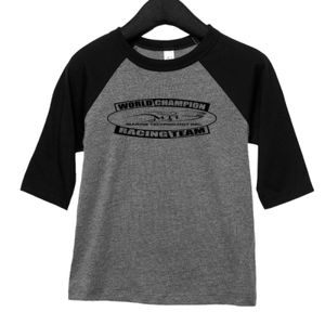 MTI Racing Champion - Toddler 3/4-Sleeve Baseball T-Shirt Thumbnail