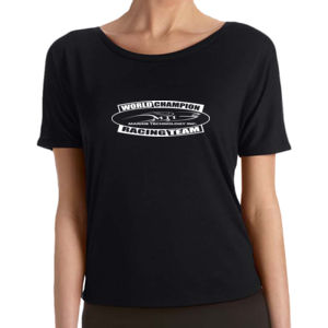 MTI Racing Champions - Ladies' Flowy Open Back T-Shirt Thumbnail